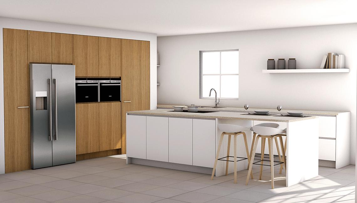 Keukeninrichting Renovatie : Interieurbouw Bativer renovatie en interieurbouw