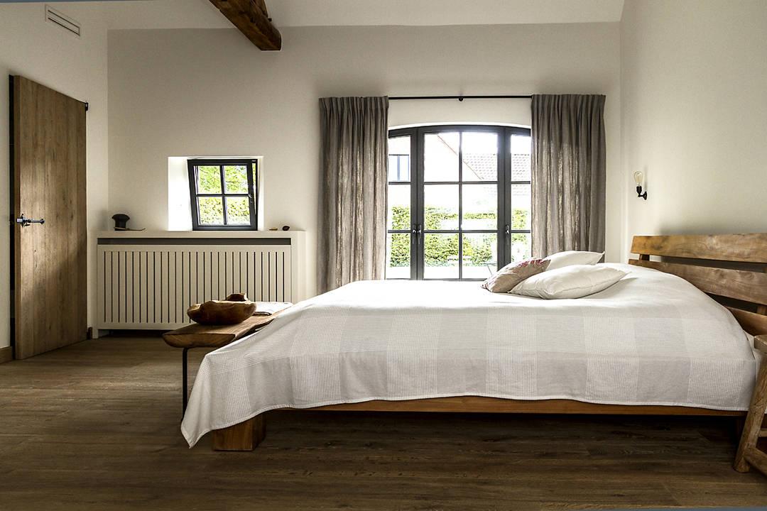 Master bedroom verbouwen